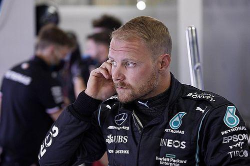 """Bottas: """"Ik word dit jaar zeker niet vervangen bij Mercedes"""""""