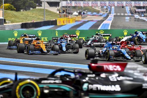 ¡El vuelta a vuelta del intenso GP de Francia de F1!