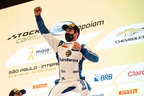 Stock Car Pro Series: Casagrande, da Costa win wild races