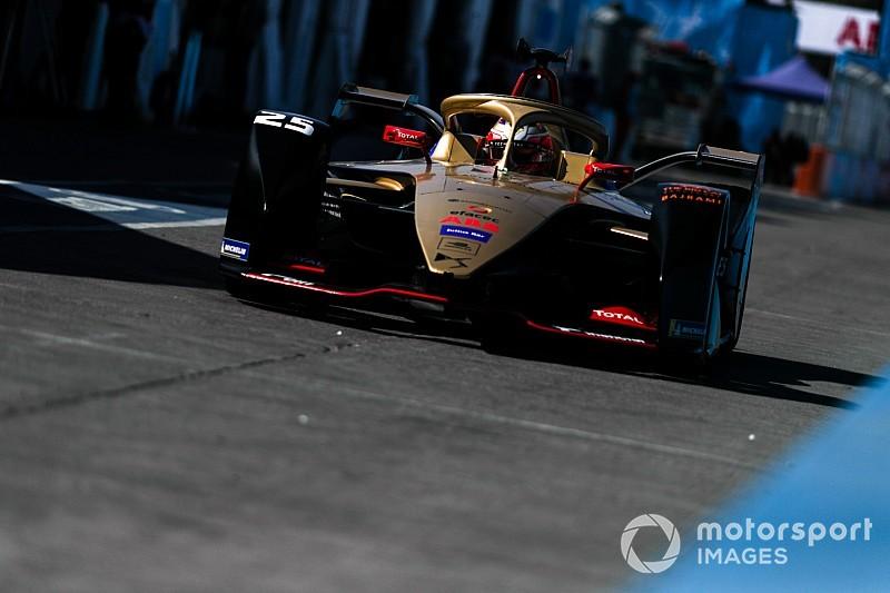 Vergne critica el sistema de clasificación de la Fórmula E