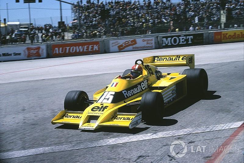 A Renault egészen csodálatos F1-es versenygépei 1977-től napjainkig