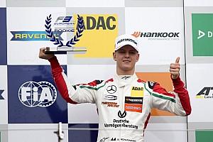 F3-Euro Noticias de última hora Sólido debut de Mick Schumacher; Jean Todt lo atestigua