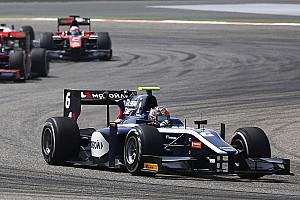 FIA F2 Отчет о гонке Маркелов выиграл гонку Ф2 в Бахрейне с седьмого места