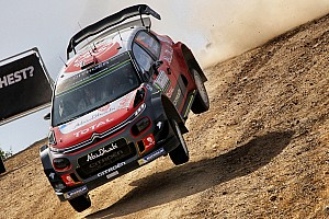 WRC Preview A fresh start for the Citroën C3 WRCS