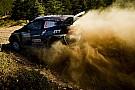 WRC Тянак захватил лидерство в Ралли Италия после схода Пэддона