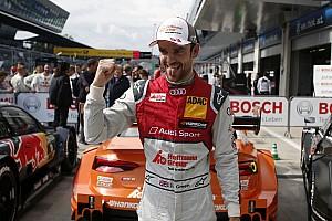DTM Crónica de Clasificación Jamie Green repite pole position en el DTM en Spielberg