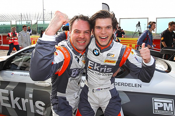 GT4 European Series Dagverslag Ekris Motorsport verovert koppositie in GT4 European Series
