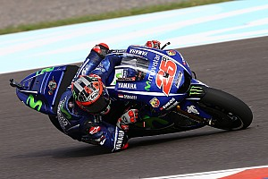 MotoGP Practice report MotoGP Argentina: Vinales puncaki FP2, Rossi tempati P16