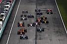 A Maláj Nagydíj startja: Vettel rakétaként lőtt ki