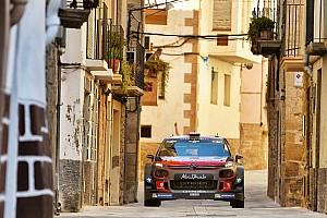 WRC Noticias de última hora Meeke brilla en el asfalto; Sordo abandona