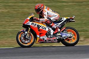 MotoGP Résumé d'essais libres EL1 - Conformément aux attentes, Márquez prend les devants