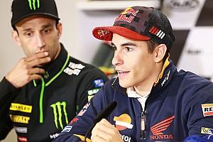 MotoGP Новость Мама Маркеса попросила Зарко не рисковать в борьбе с ее сыном