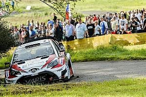 WRC Actualités Un nouveau parcours qualifié de