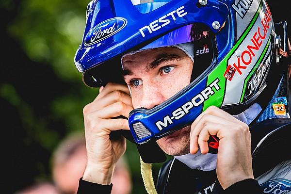 WRC Noticias de última hora El M-Sport tendrá a Suninen en ocho rallies de 2018