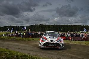 WRC Son dakika Latvala: Lappi şampiyonluk savaşı için hazır değil