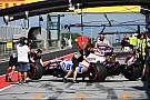 Молодые пилоты за рулем Ф1: фотоотчет первого дня тестов в Венгрии