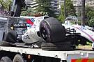 Формула 1 Стролл зумів знайти позитив у своїй аварії в Монако