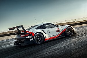 WEC Breaking news Porsche reveals mid-engined 911 RSR for WEC and IMSA