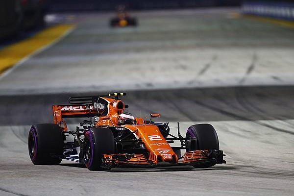 Формула 1 Спеціальна можливість Колонка Вандорна: партнерство McLaren-Renault є добрим для Ф1