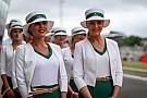 GALERÍA: las bellas chicas en el GP de Gran Bretaña en Silverstone