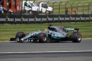 Fórmula 1 Relato da corrida Hamilton domina corrida na Inglaterra com drama para Vettel