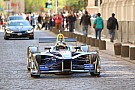Formula E Santiago Formula E track revealed, Salazar gets demo run