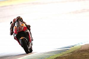 MotoGP Son dakika Marquez: Pole pozisyonu kuru zemin lastiğiyle turlamaktan