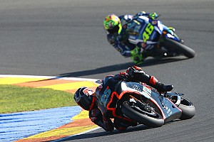 MotoGP Testing report Vinales leads Rossi and Lorenzo on Yamaha test debut