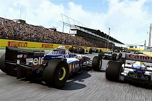 eSports Самое интересное «Величайший обгон в истории». Почему F1 2017 пока далека от реальности