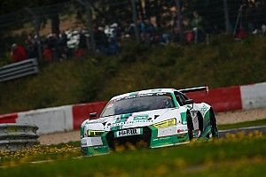 VLN Rennbericht VLN 6: Audi besiegt Porsche in packendem Vierkampf