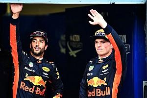Формула 1 Новини Відео: Red Bull Racing - найактивніша команда поза треком