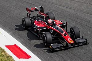 FIA F2 Reporte de calificación Matsushita consigue su primera pole en Fórmula 2 y Merhi es 5º en Monza