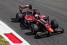 FIA F2 F2モンツァ予選:松下信治、ルクレールを上回り今季初のPP獲得!