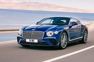 Automotive Fotostrecke Bildergalerie: Der neue Bentley Continental GT