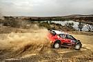 WRC Citroën joue presque à domicile en Argentine