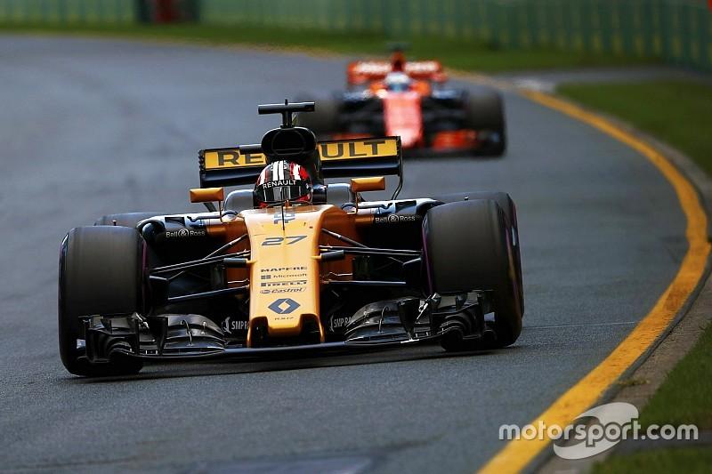 Les trains de pneus par pilote pour le GP d'Australie