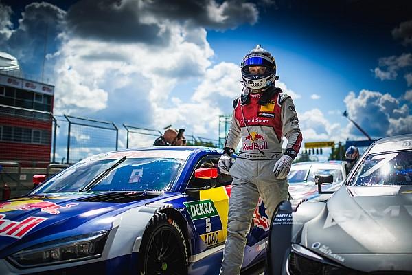 DTM Championnat - Ekström et Rast au coude-à-coude
