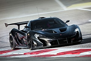 Automotive Breaking news McLaren P15 in the works as brand's most extreme road car ever?