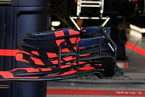 Gallery: Key F1 tech spy shots at Russian GP