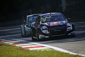 WTCC Noticias de última hora Huff quedó sorprendido por el paso de Honda en Monza