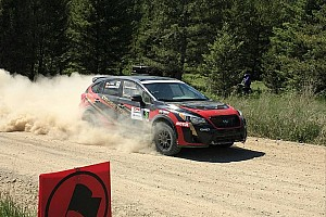 Canadian rally Race report Brandon Semenuk scores maiden Canadian rally victory