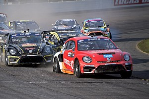 Global Rallycross Race report Atlantic City: Supercar Rounds 8-9 recap