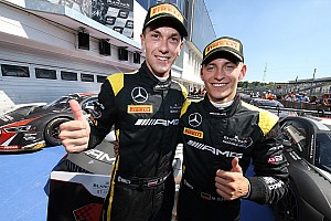 Blancpain Sprint Race report Barcelona BSS: Buhk and Baumann clinch overall title