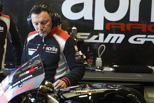"Fausto Gresini reste dans un ""état sérieux"" et sous respirateur"