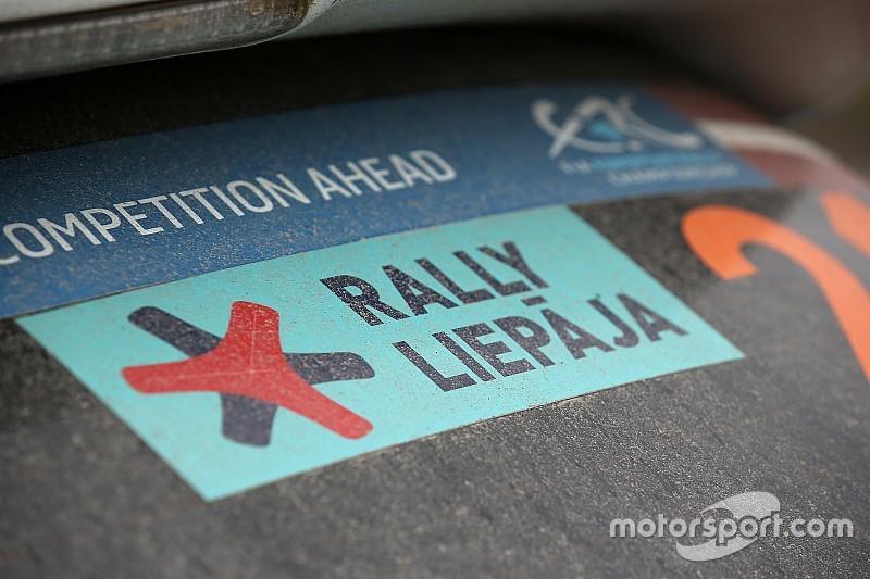 Il Rally Liepāja si svolgerà a settembre