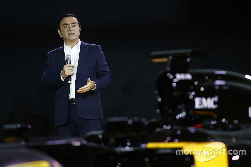 Renault-Boss Ghosn festgenommen: Was bedeutet das für die Formel 1?
