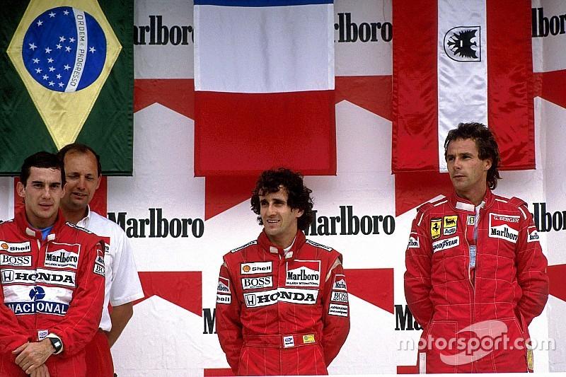 GALERÍA: todos los ganadores del Gran Premio de México desde 1986