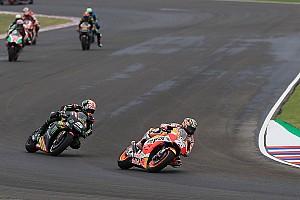MotoGP Важливі новини Зарко перепросив за свою аварію з Педросою