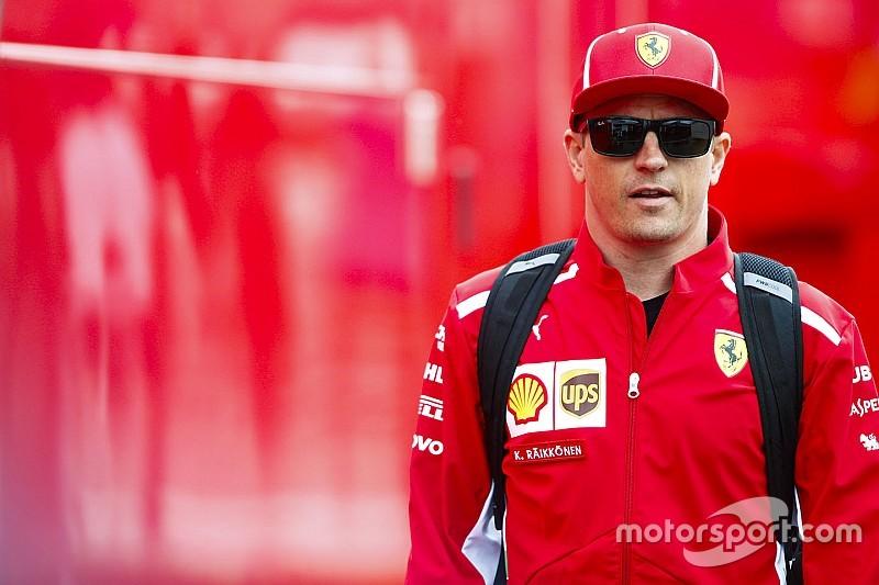 Райкконен ухилився від коментарів щодо повернення до McLaren