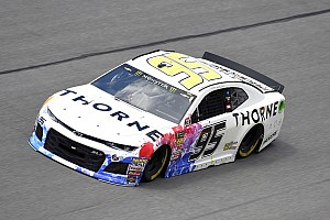 NASCAR Cup Breaking news Kahne ends up short of the win, but
